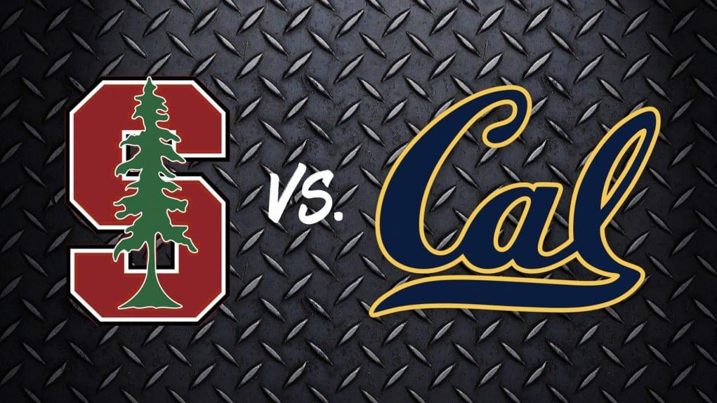 Stanford vs. Cal