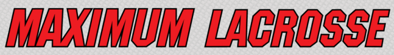 maxlax maximum lacrosse logo