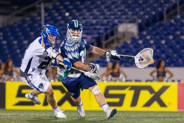 Brian Phipps Chesapeake Bayhawks MLL Goalie Photo: Major League Lacrosse