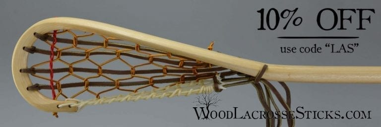 box lacrosse stick