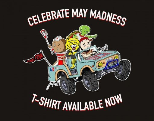 Final Four t-shirt now available