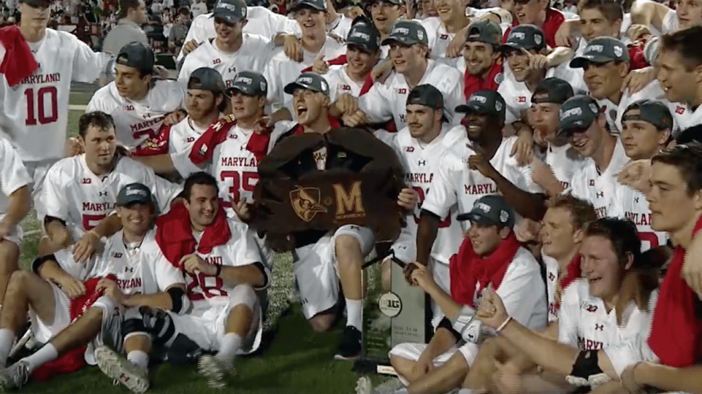 maryland terps d1 lacrosse poll