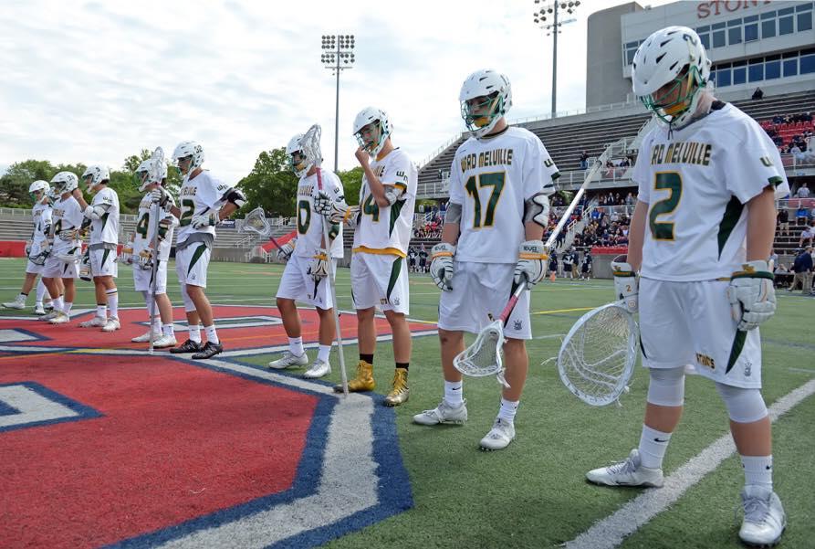 Photo: Ward Melville Lacrosse