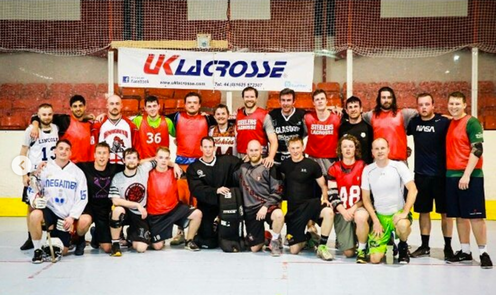 england box lacrosse northern england