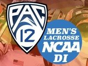 PAC-12 men's lacrosse