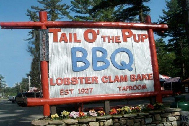 tail o the pup bbq lake placid