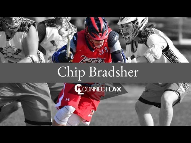 Chip Bradsher, Uncommitted Lacrosse All Star