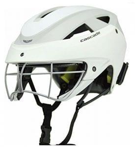 girls lacrosse headgear - cascade lx