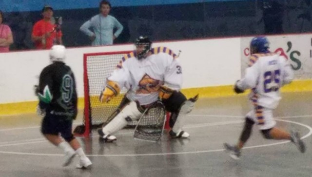 Hastings Walleye Blaine Lycans RBLL Minnesota IBLA 2017 Photo: Josh Traux