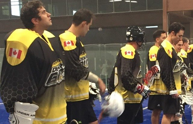 Denver Buzz Colorado Springs Wolves RBLL Colorado