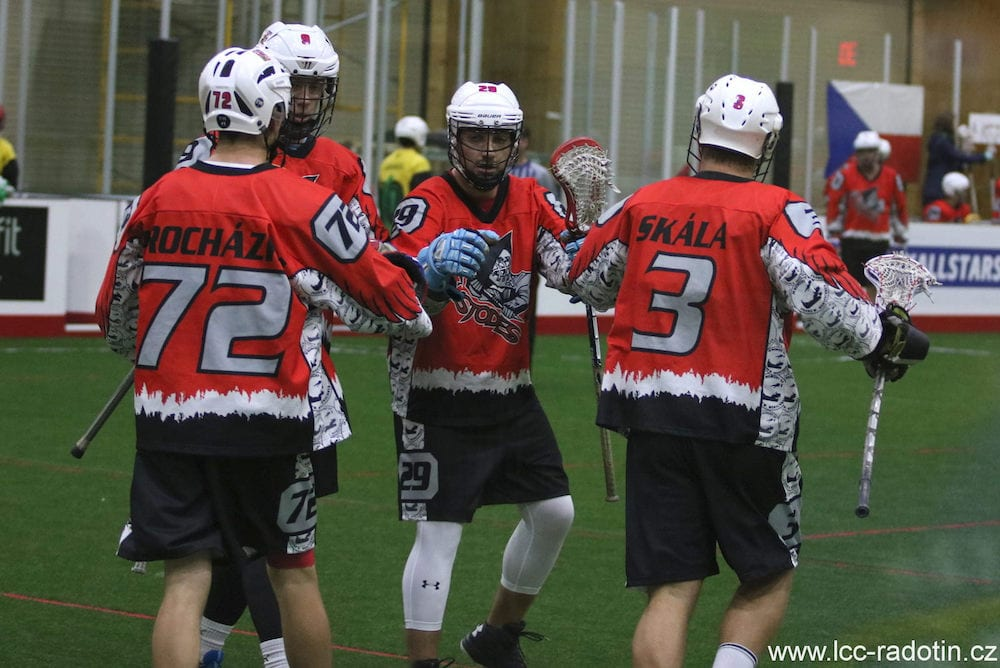 LCC Radotin lacrosse