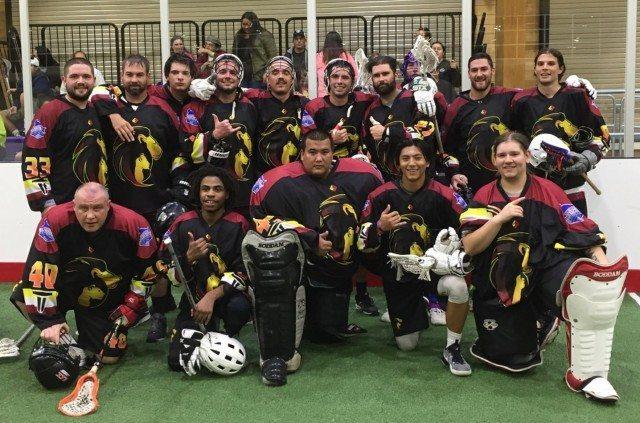 courage game 2017 lasnai box lacrosse