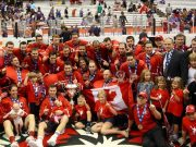 Canada - 2015 World Indoor Lacrosse Champions