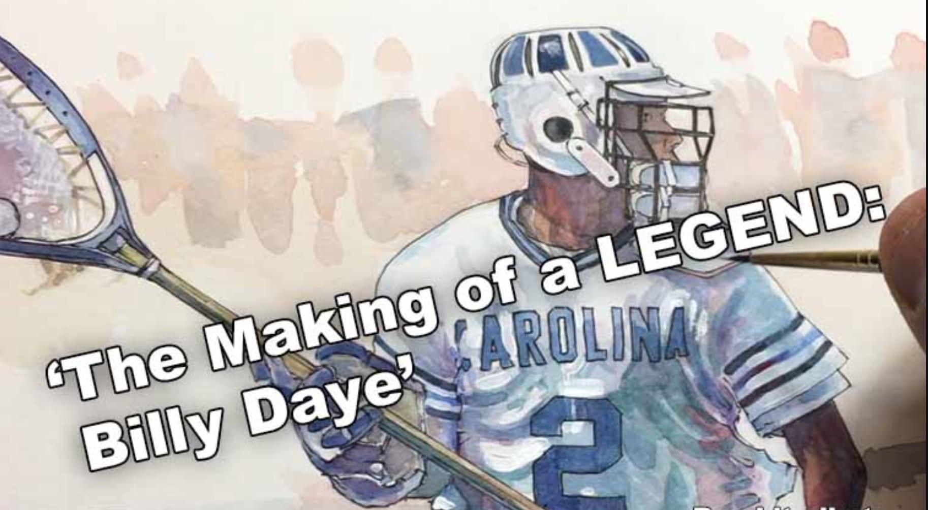 Art of Lax - Billy Daye