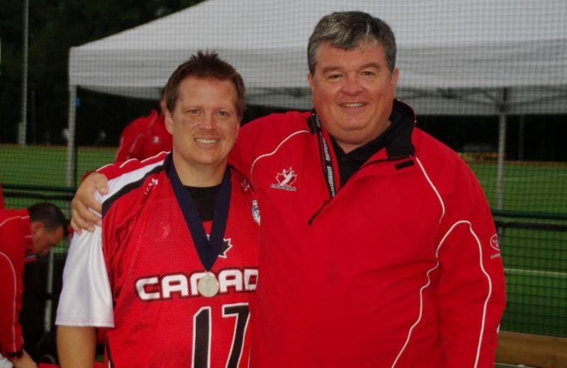 dave huntley - canadian lacrosse community ambassador