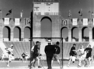 1932 Olympics - Los Angeles Coliseum