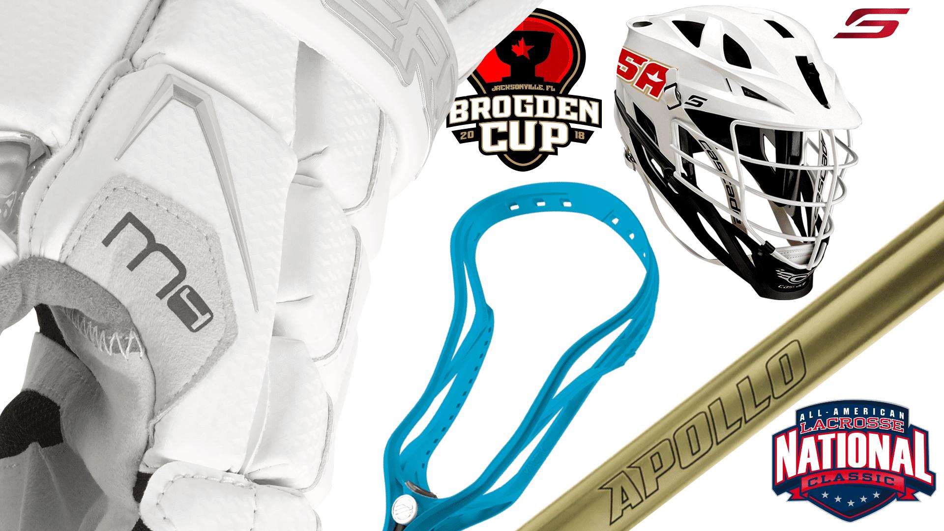2018 gear giveaway - maverik lacrosse and cascade lacrosse