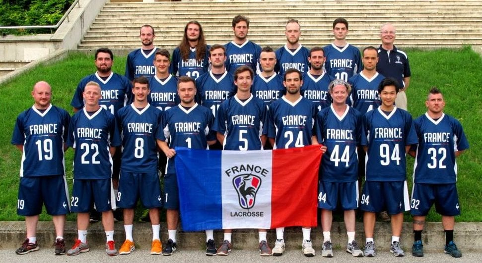 France lacrosse French National Team Lacrosse