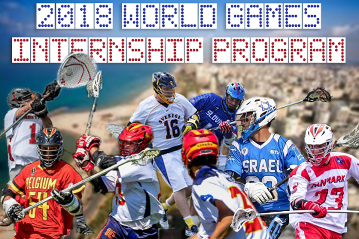 Internship Hunt! Grow the Game This Summer at the World Games
