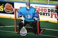 Matt Vinc, Rochester Knighthawks. Photo: Micheline V