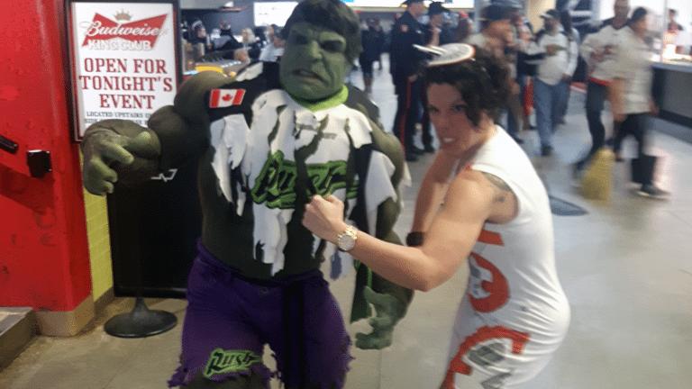 Rush Hulk Saskatchewan Hulk Gate
