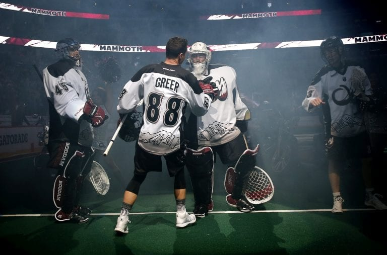 Steve Fryer, Colorado Mammoth