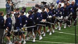 US Lacrosse Team USA Indoor 2018
