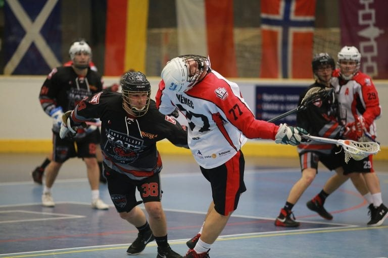 Winter Lax Cup Prague, Czech Republic Photo: Martin Bouda
