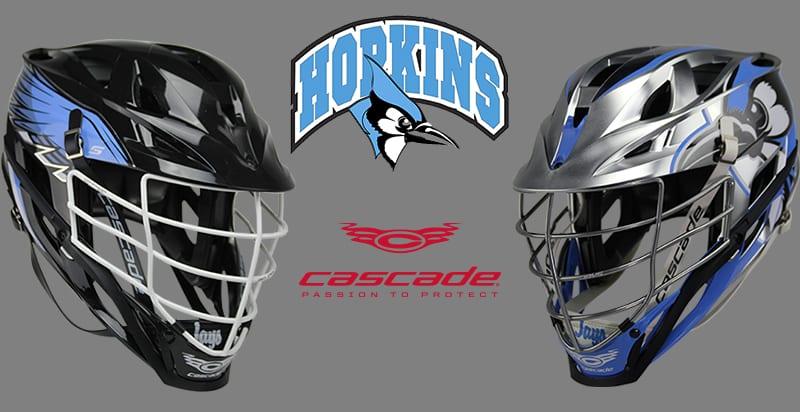 Johns Hopkins Partners with Cascade Lacrosse