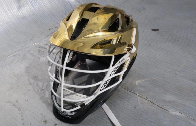 Cascade Lacrosse S helmet