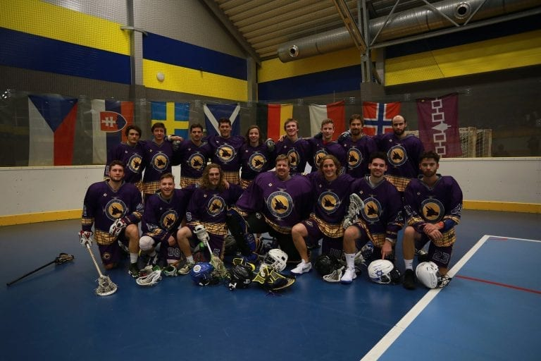 Glasgow Clydesiders Winter Lax Cup Photo: Martin Bouda