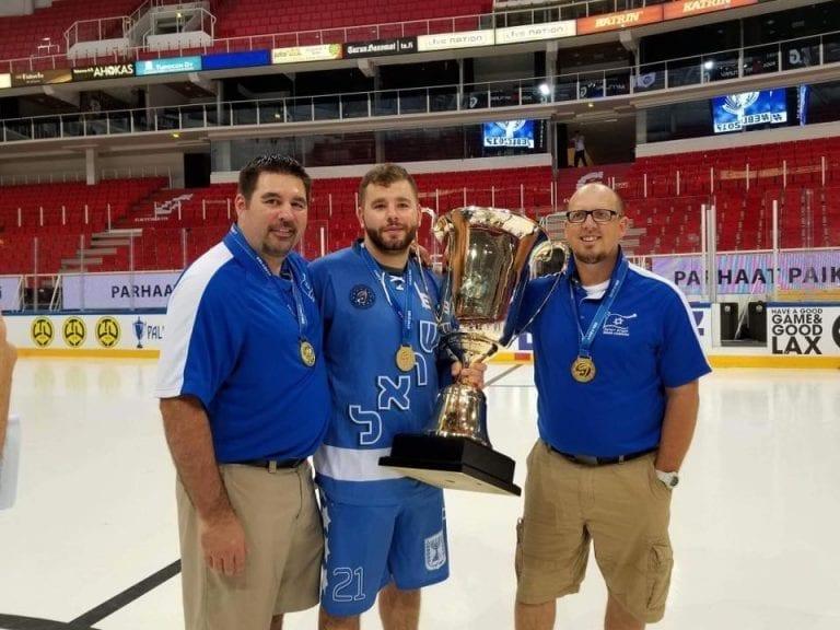 Brad MacArthur Israel Lacrosse