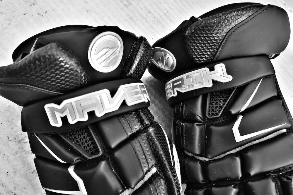 maverik lacrosse m4 gloves