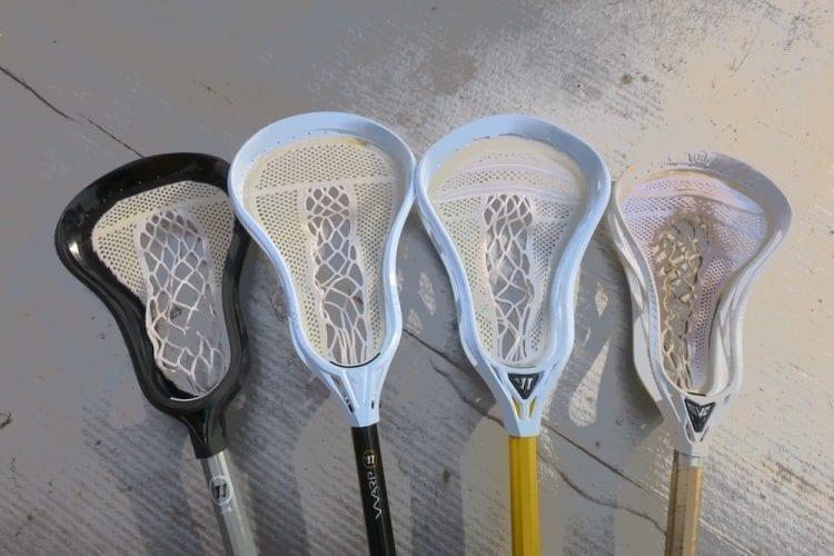 warrior lacrosse warp head