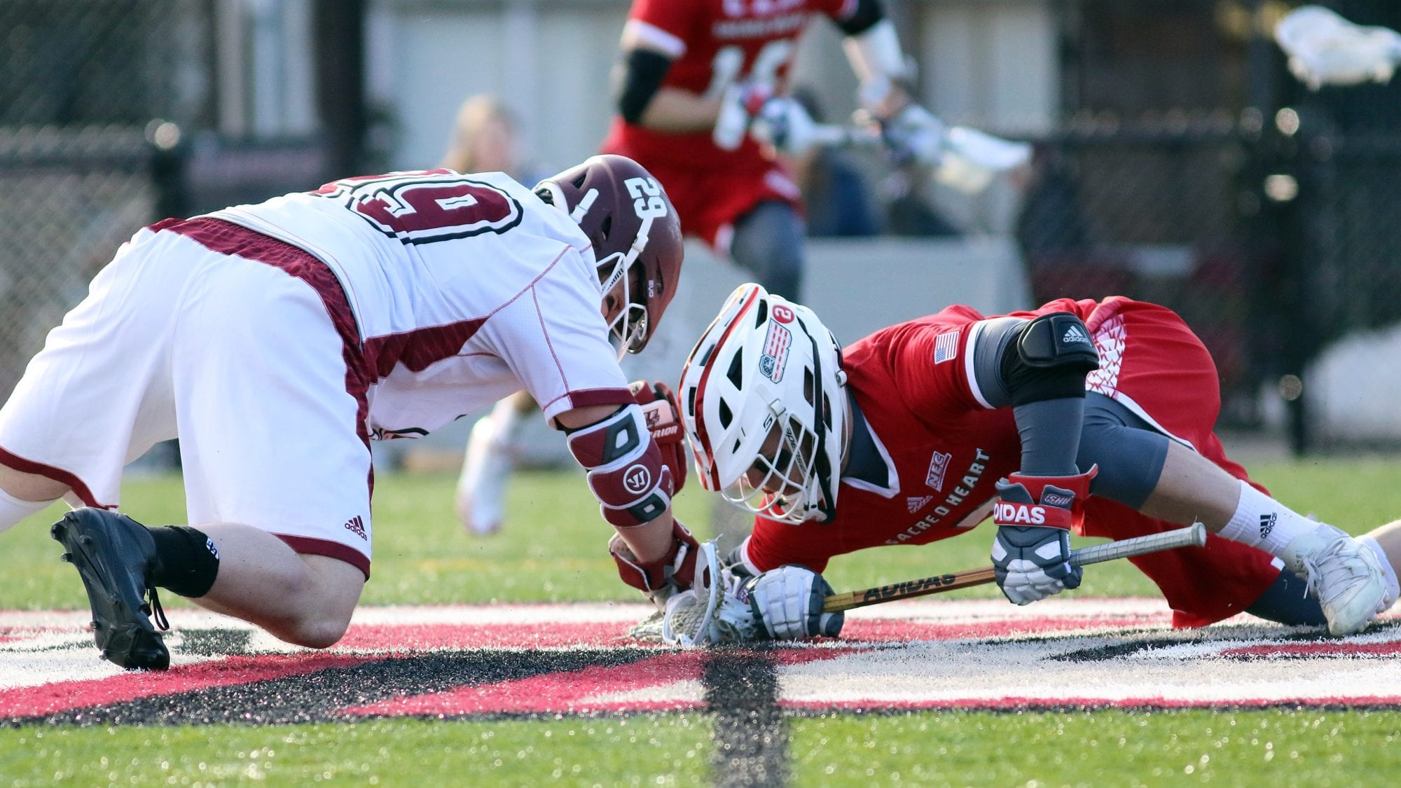 NCAA D1 Conference Comparison - Week 5 Sacred Heart UMass NCAA 2018 Photo: Jeff Melnik poll