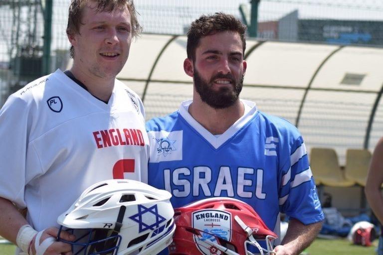 israel lacrosse vs england