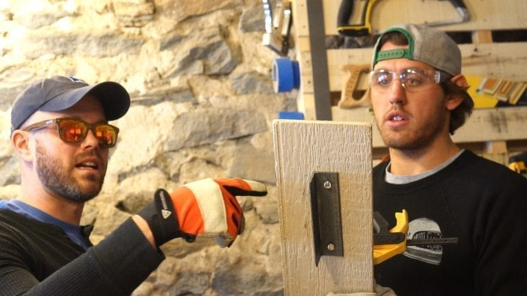 Woodshop Series, Ep. 6: Brett Manney, Black Wolves