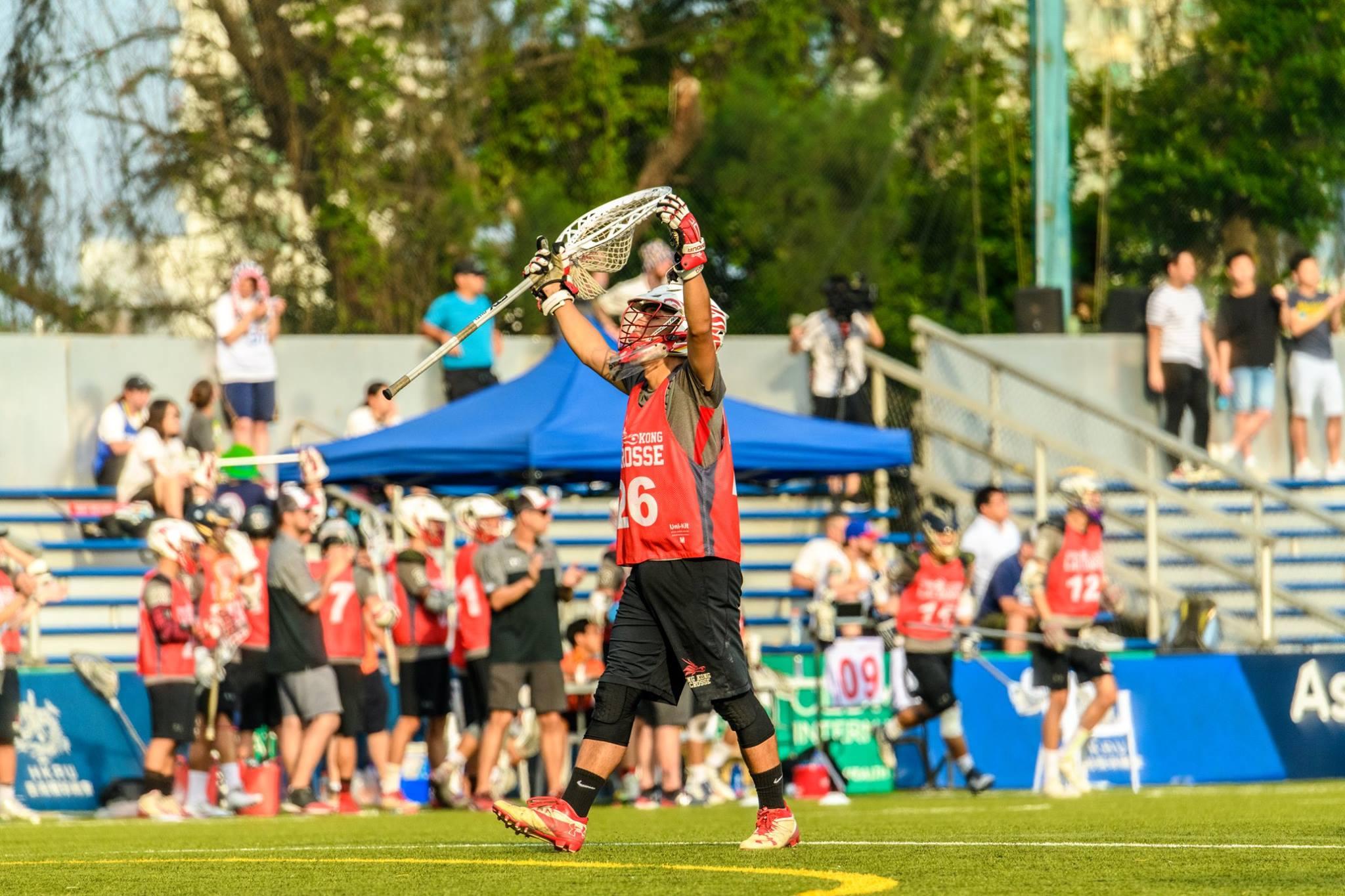 Photo: Hong Kong Lacrosse Open