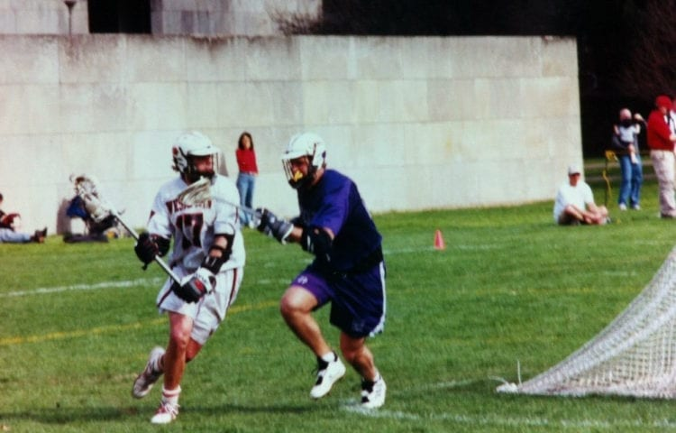 john landay wesleyan lacrosse