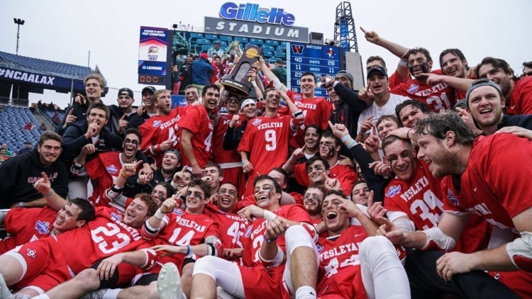Wesleyan Salisbury NCAA D3 Championship Sam Weinick
