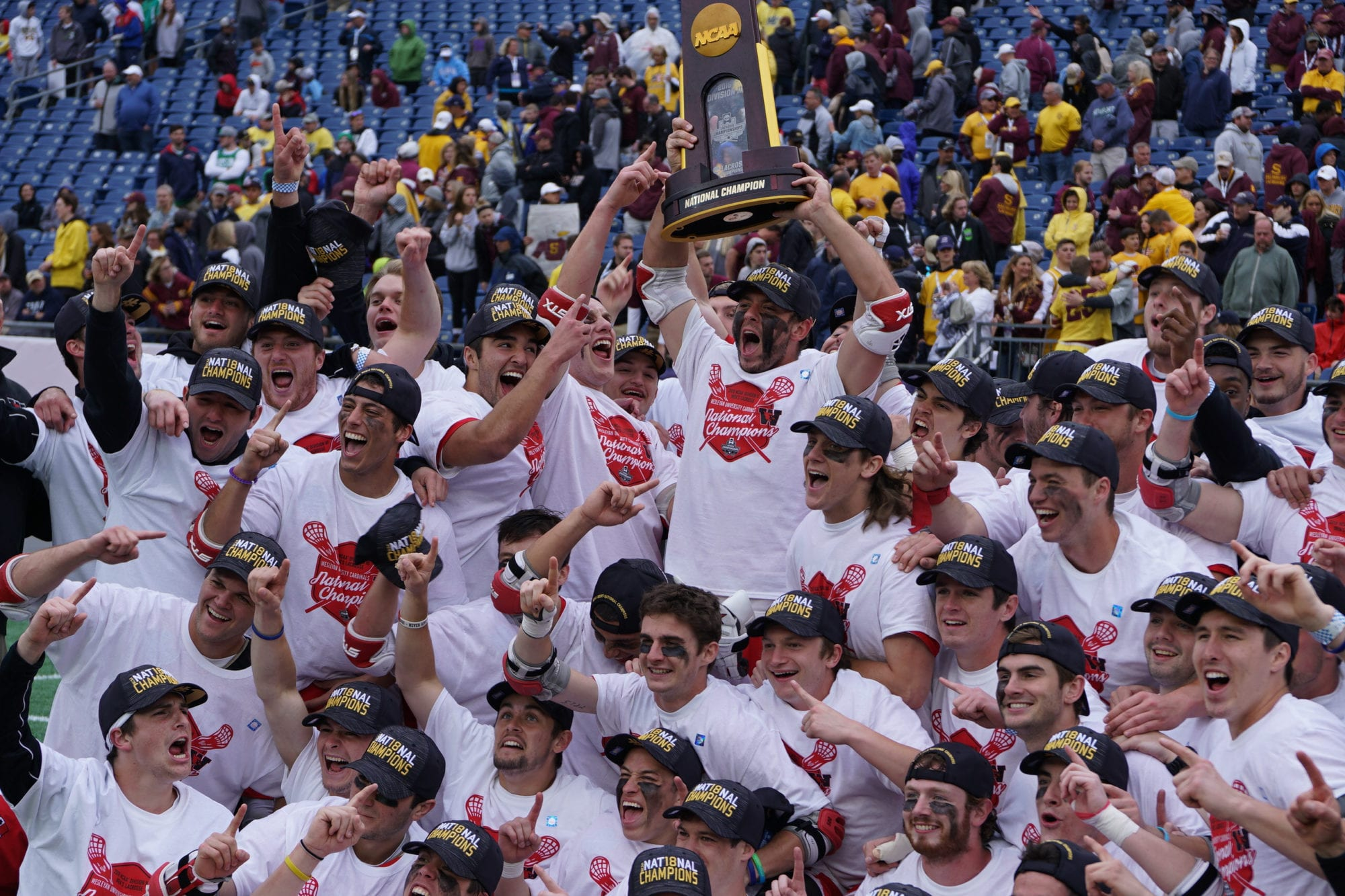 Wesleyan Salisbury NCAA D3 Championship Sam Weinick Wesleyan Lacrosse