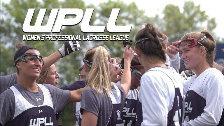 wpll - women's professional lacrosse league