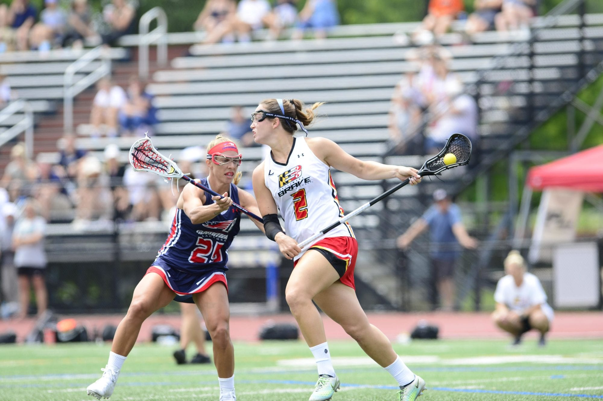 Baltimore Brave Beat New England Command