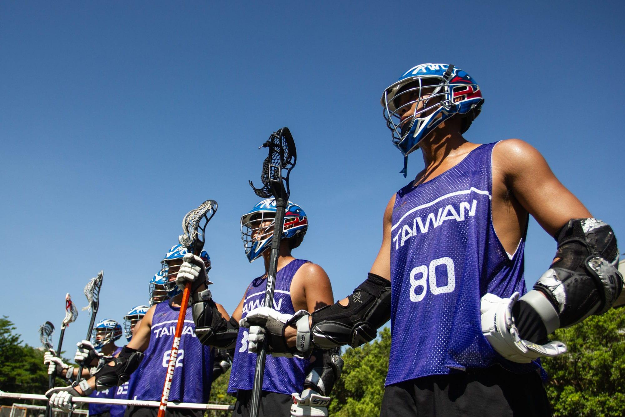 Taiwan Lacrosse 2018
