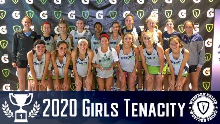 2020 Girls Tenacity