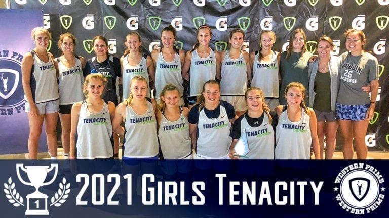 2021 Girls Tenacity