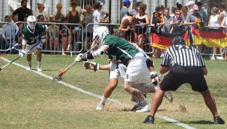 ireland lacrosse top photos, yellow group