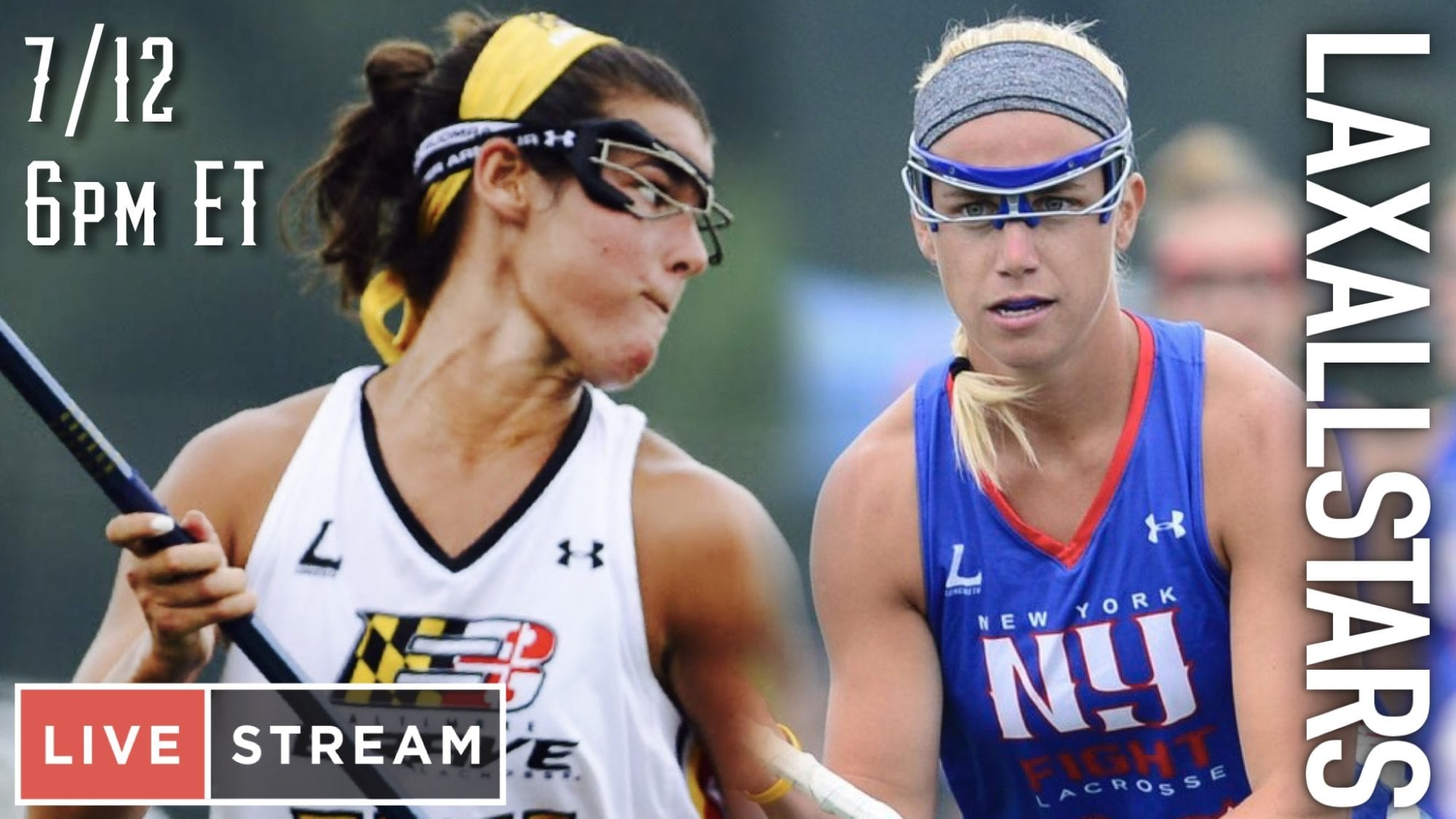 Baltimore Brave Vs New York Fight : Women's Pro Lacrosse Semifinal