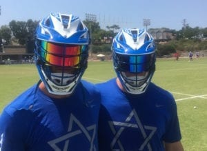 israel lacrosse visor 2018 weekly fast break