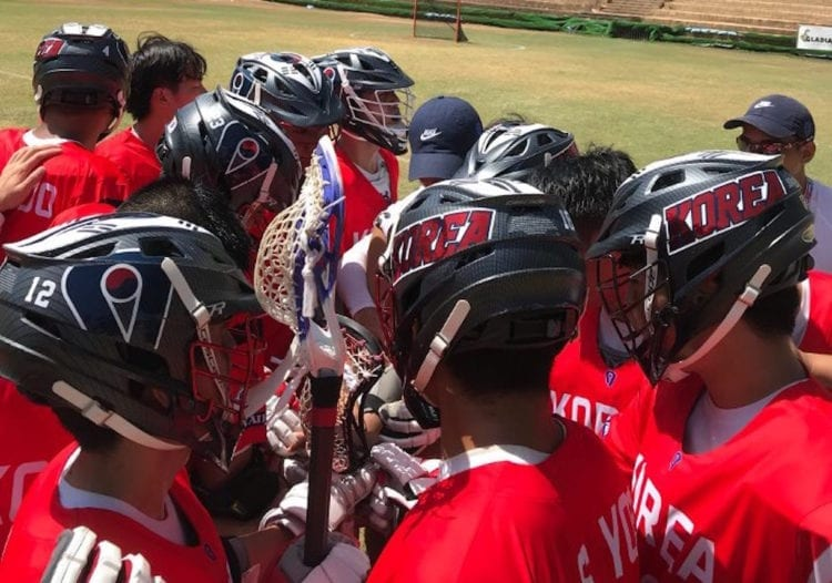 korea lacrosse